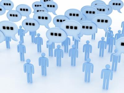 چگونه از تالار های گفتمان برای جذب بازدید کننده استفاده کنیم؟